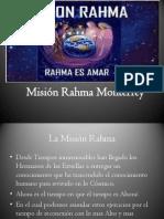 Mision Rahma Taller Activaciones Psiquicas Extraterrestres