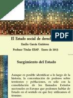 El Estado Social de Derecho EGG II