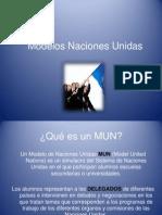 Modelos Naciones Unidas