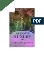 Aldous Huxley - La Filosofia Perenne.doc