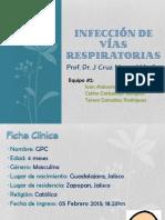02. Infecciones de Vias Respiratorias