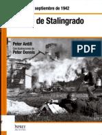 Antill Peter - El Sitio de Stalingrado