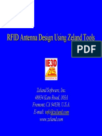 RFID Design on Zeland