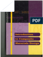 Barbero Introduction to Composite-Materials Design 1999