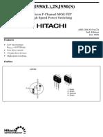 J550 - IRF9540N - (Transistor Canal P, Caminhão Diesel)
