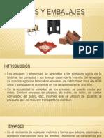 Diapositivas de Envases