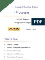 Lec05 Processes