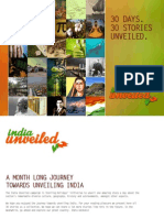 India Unveiled eBook