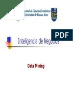 Inteligencia de Negocios Data Mining