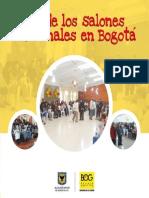 Manual de Uso Salones Comunales 2009