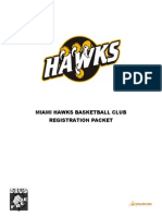 player registration packet