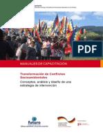 Manual Transformacion Conflictos Socioambientales
