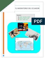 Perfil Migratorio Del Ecuador.