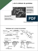 3 Inhibidores Sintesis Prot 2012