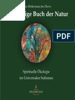 Das Heilige Buch der Natur von Firos Holterman ten Hove - Leseprobe