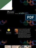 Presentación Perotti ArteBA 2012