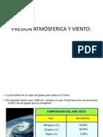 4 Presión Atmósferica y Viento