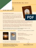 Neuerscheinungen Verlag Heilbronn - Juni 2014