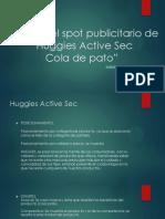 Análisis Del Spot Publicitario De