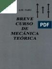 229675465 Breve Curso de Mecanica Teorica Parte 1 s m Targ