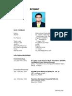 Resume Spp