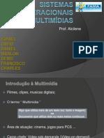 Sistemas Operacionais Multimídias