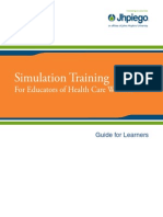 Simulation Learners guide