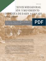 Foerster - Institucionalidad Indígena en Chile