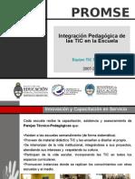 Informe TIC Ministerio 2008