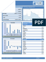 Daily KLSE Malaysia Report by Epic Research Malaysia 5th August 2014