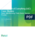 IoE Case Studies