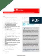 India Media Monitor (November 2009)