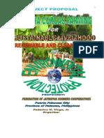 Project proposal for jatropha curcas farming