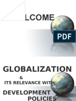 Globalization and policy implications
