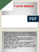 Etica Medica Diapositivas