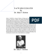 Fruits of Warm Climates, 3rd Edition - Morton