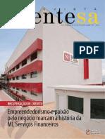 Caderno Especial ML Serviços Financeiros - Parte Integrante da Revista Cliente SA edição 87 - Outubro09