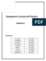 Henry Fayol's Principles of Managment