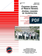 Canadian Remote Sensing Journal