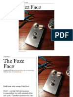 OK DIY Super-Fiend Fuzz Face