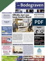De Krant van Bodegraven, 4 december 2009