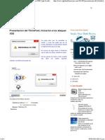 Presentacion Del T3cheFest, Iniciación a Los Ataques XSS _ 1gb de Información