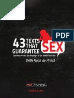 43 texts that guarantee sex Nude Photos 22
