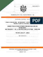 NCM L 01.17-2012 [PA]