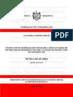 NCM L.01.15-2012 [PA]