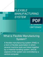 Flexible Manufacturing Final Ppt