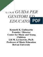 Music Together® - Guida per i genitori