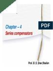 Chapter 4 - Series Compensators