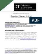 Dt Stock Report