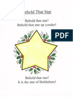 Behold That Star, Color